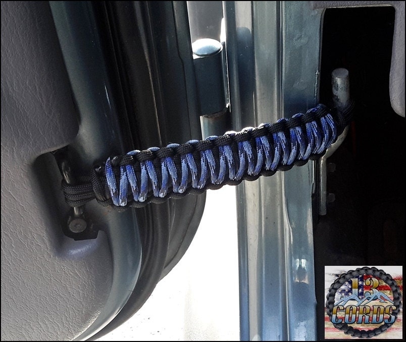 Paracord Jeep Door Retaining Straps