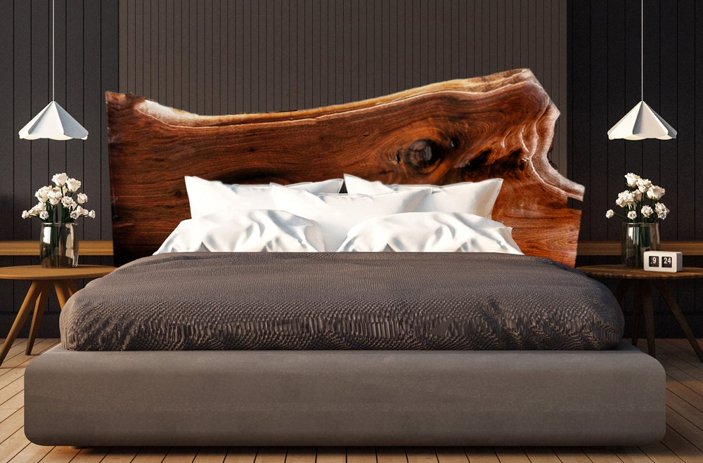 Custom Live Edge Wood Headboards Beautiful Large Wood Slabs