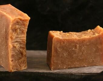 Goat Milk Shampoo - Lemongrass - Orange - Lavender Rosemary