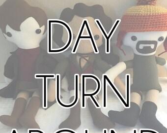 3 Day Turn Around