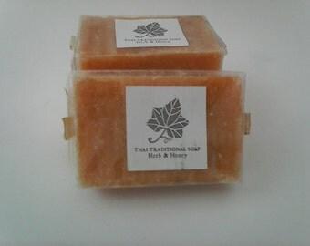 Lemon & Honey Soap