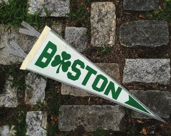 BOSTON pennant