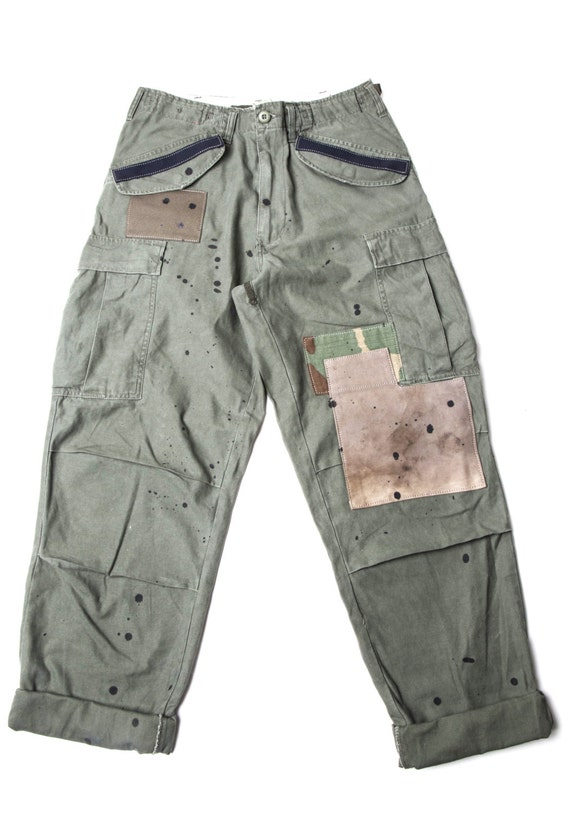 CL m-65 patch pants