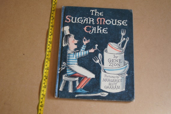 A Sugar Mouse Cake Childrens Book