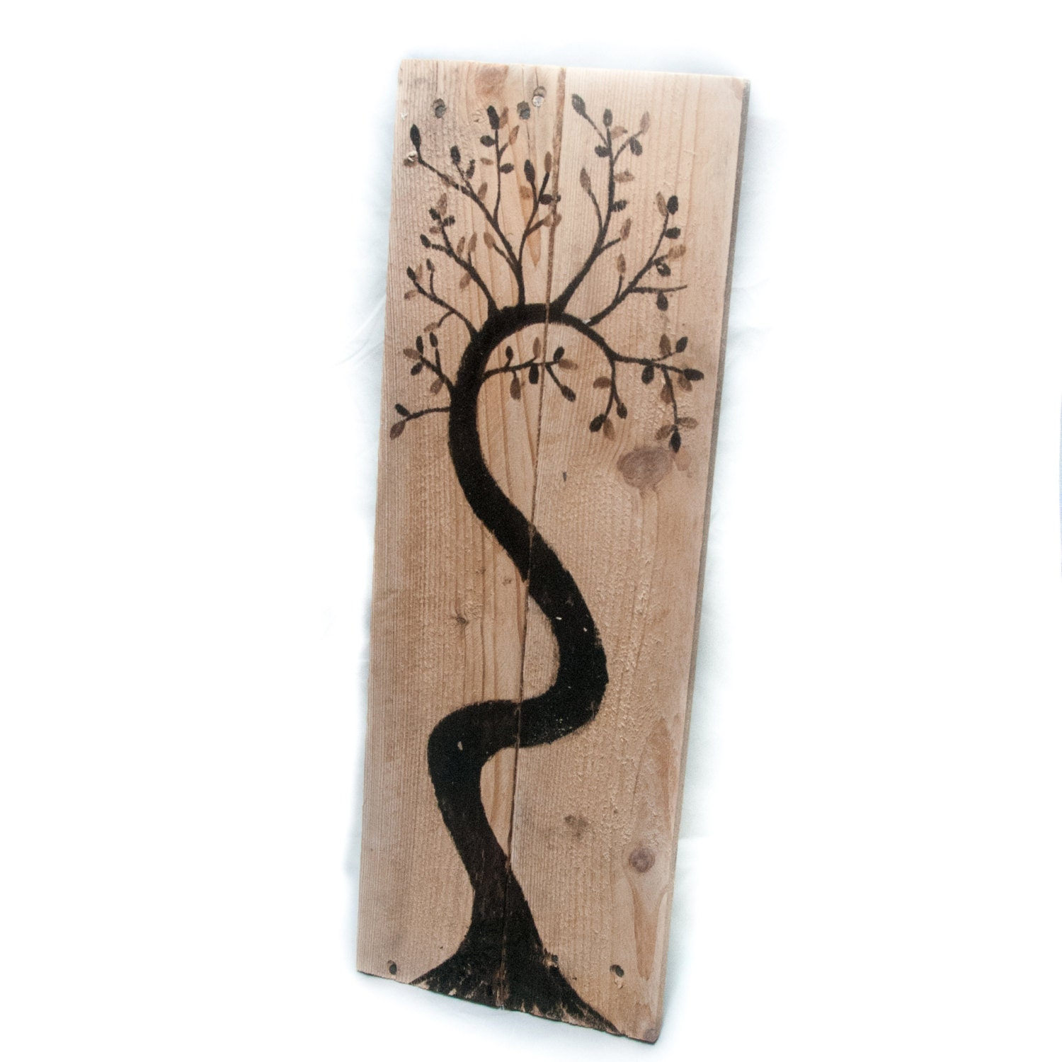 Tree of Life Decor Reclaimed wood art Wood wall decor Tree of