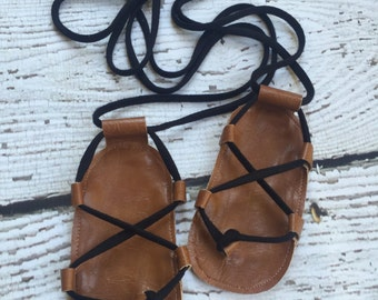 Baby Girl Toddler Gladiator Sandals Jesus Sandals