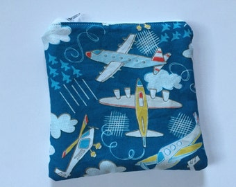 Planes Reusable snack bag, sandwich bag etc...