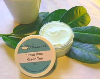 Shea butter Green Tea