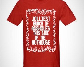 Ugly christmas sweater/ christmas vacation shirt/ funny christmas sweater