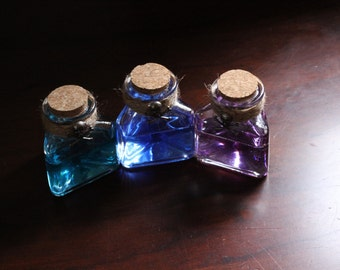 Deadly Potion Decoration- Triangle
