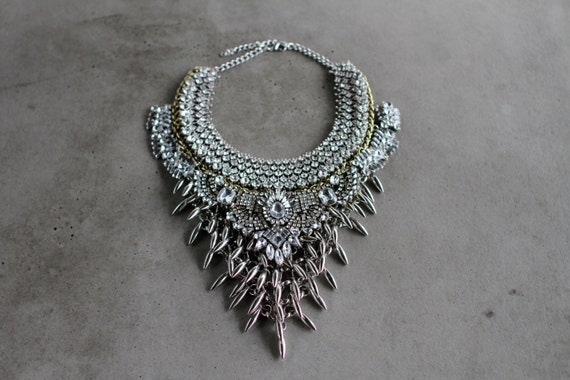 Statement Necklace - Handcrafted: Harlem.