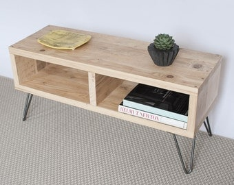 koko reclaimed wood tv stand handcrafted tv unit tv cabinet living room furniture