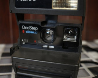 Polaroid One-Step Close Up Instant Camera