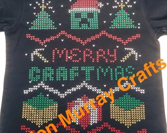 Kids ugly sweater | Etsy