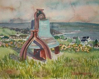 Monhegan Island Maine :bell