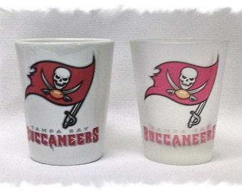 Tampa Bay Buccaneers Shot Glass