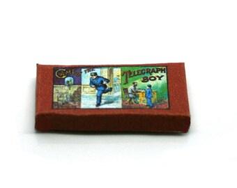 Telegram Boy Game Box