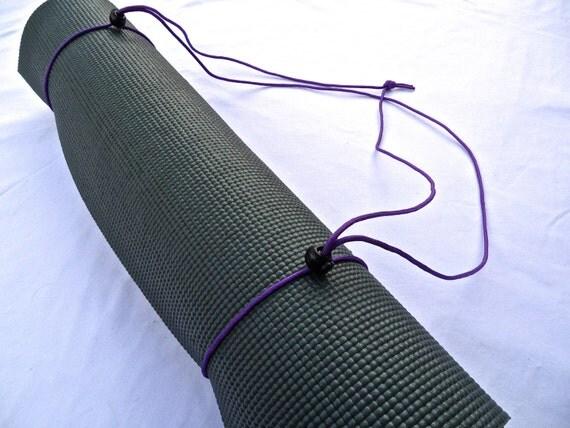 3N1 Yoga Mat Strap, FREE SHIPPING On All U.S. Orders. Purple Mtn Majesty- Yoga Mat Sling, Yoga Mat Carrier, Yoga Mat Holder, Yoga Mat Tote