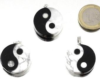 Yin & yang pendant