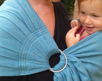 pure wool ring sling baby carrier