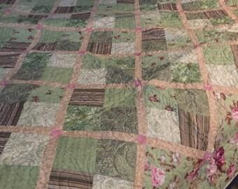 Full sized quilt