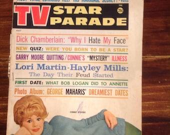 TV Star Parade Magazine, May 1962
