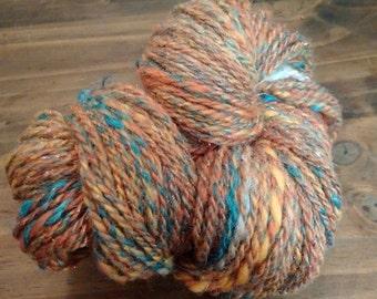 Carnival handspun art yarn
