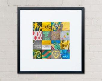16 fragments of le Tour de Yorkshire