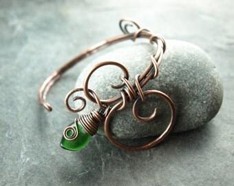 Bracelet, Bangle, coil, sheet