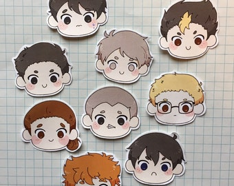 "Shop ""haikyuu"" in Paper & Party Supplies"