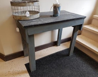 Custom Barn Wood Table