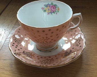 Vintage Colclough Cup and Saucer