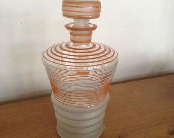 Vintage decanter