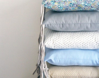 Round bed cotton/Liberty