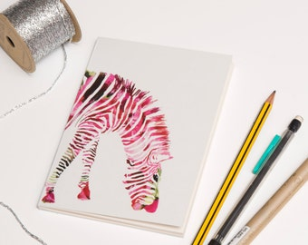Zebra Notebook A6