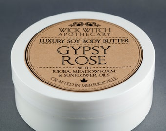Gypsy Rose Body Butter