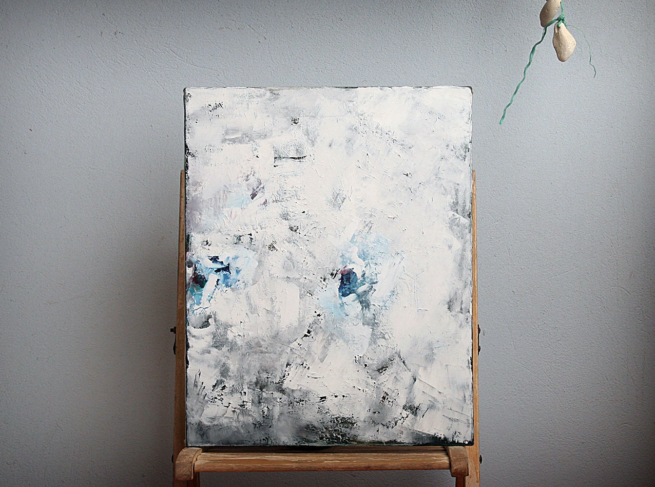 lgem lde auf leinwand kunst malerei abstrakte moderne von. Black Bedroom Furniture Sets. Home Design Ideas
