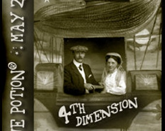 4th Dimension - 1/3 fl.oz. - Love Potion Magickal Perfumerie