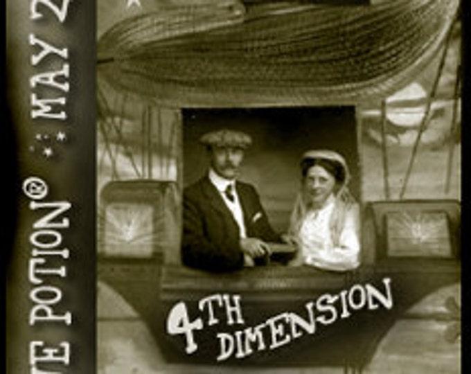 4th Dimension - 1/3 fl.oz. - Love Potion Magickal Perfumerie