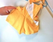 awesome 1940s sunsuit
