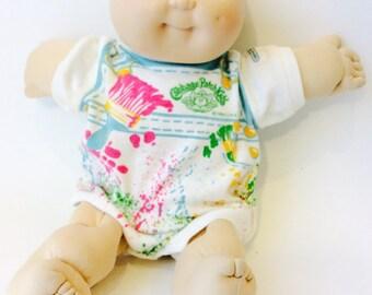1985 Cabbage Patch Kids Preemie Baby Boy, Preemies, Vintage Cabbage Patch Collectible Dolls, Preemie Dolls, 1980's Dolls