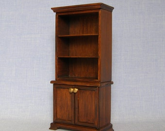 1:6 scale Kitchen Hutch for 12 inch doll/ Miniature China Cabinet /Display Cabinet for dolls