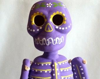 Sugar Skull Skeleton