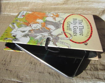 Phone Cover made from Three Billy Goats Gruff Book