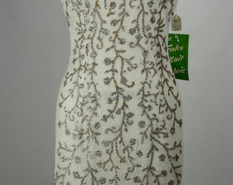 Vintage 1960s Showstopping Dress- Best for Stage or Performance-NWOT