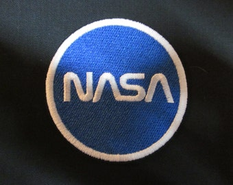 Nasa space  patch iron on patch