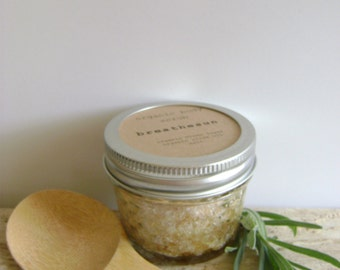Organic Sugar & Salt Body Scrub