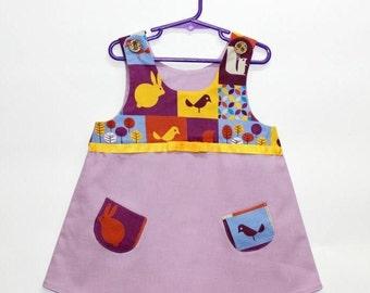 Organic baby dress,organic toddler dress,organic baby clothes,kids clothing,organic baby,organic kids clothes,baby girl dress,Woodland Patch
