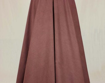 Edwardian Skirt (Fan-Skirt) worn about 1890 Sewing Pattern #0414 Size US 8-30 (EU 34-56) !!!NEW up to size 30!!!