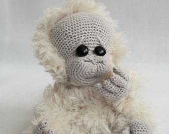Little orangutan toy